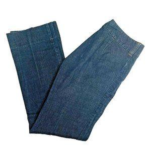 Gap Jeans Womens Size 6 Mid Rise Blue Denim 100% C